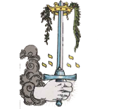 Tarot swords